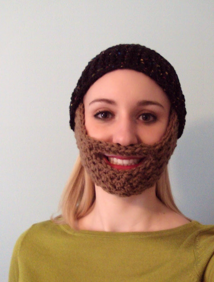 Awesome Grandma S Cookie Jar Crafting with Grandma Crochet Crochet Beard Hat Of Charming 44 Models Crochet Beard Hat