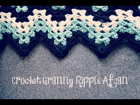Awesome Granny Ripple Afghan Crochet In Tamil Youtube Crochet Afghan Patterns Of Adorable 41 Ideas Youtube Crochet Afghan Patterns