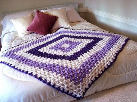 Awesome Granny Square Blanket Any Size How to Diy Baby Blanket Afghan Crochet Youtube Of Luxury 40 Pictures Afghan Crochet Youtube
