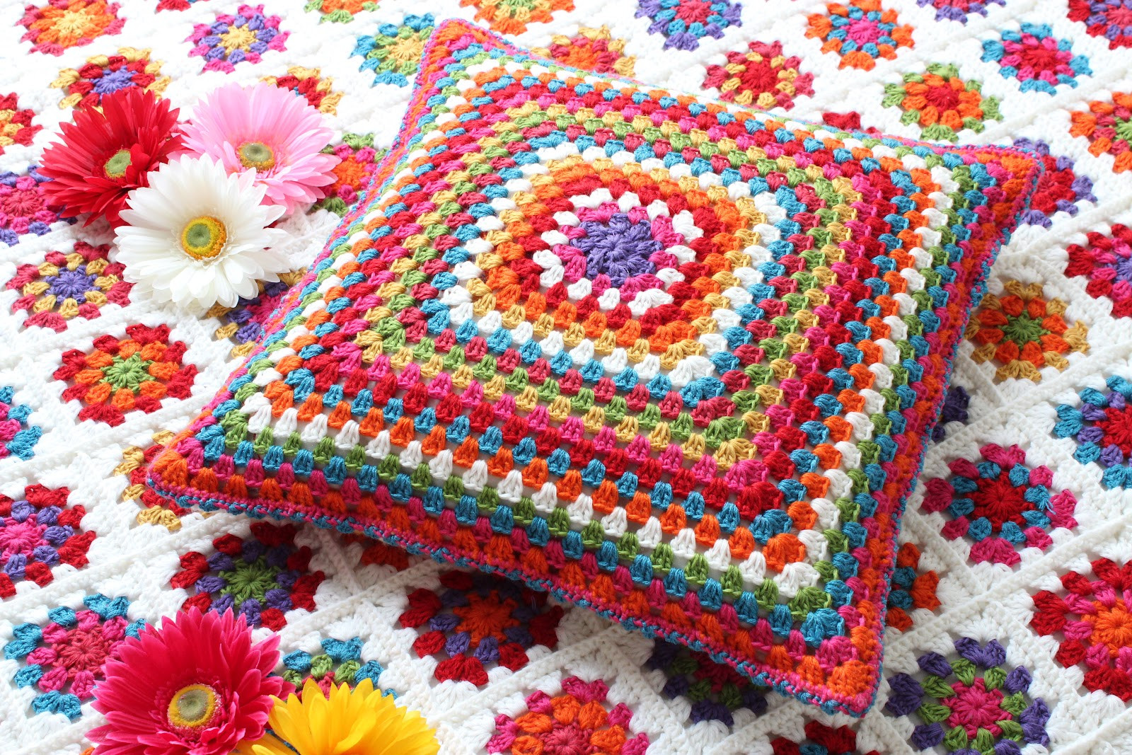 Awesome Granny Squares Haken Het Basispatroon Breiclub Granny Square for Beginners Of Marvelous 46 Pics Granny Square for Beginners