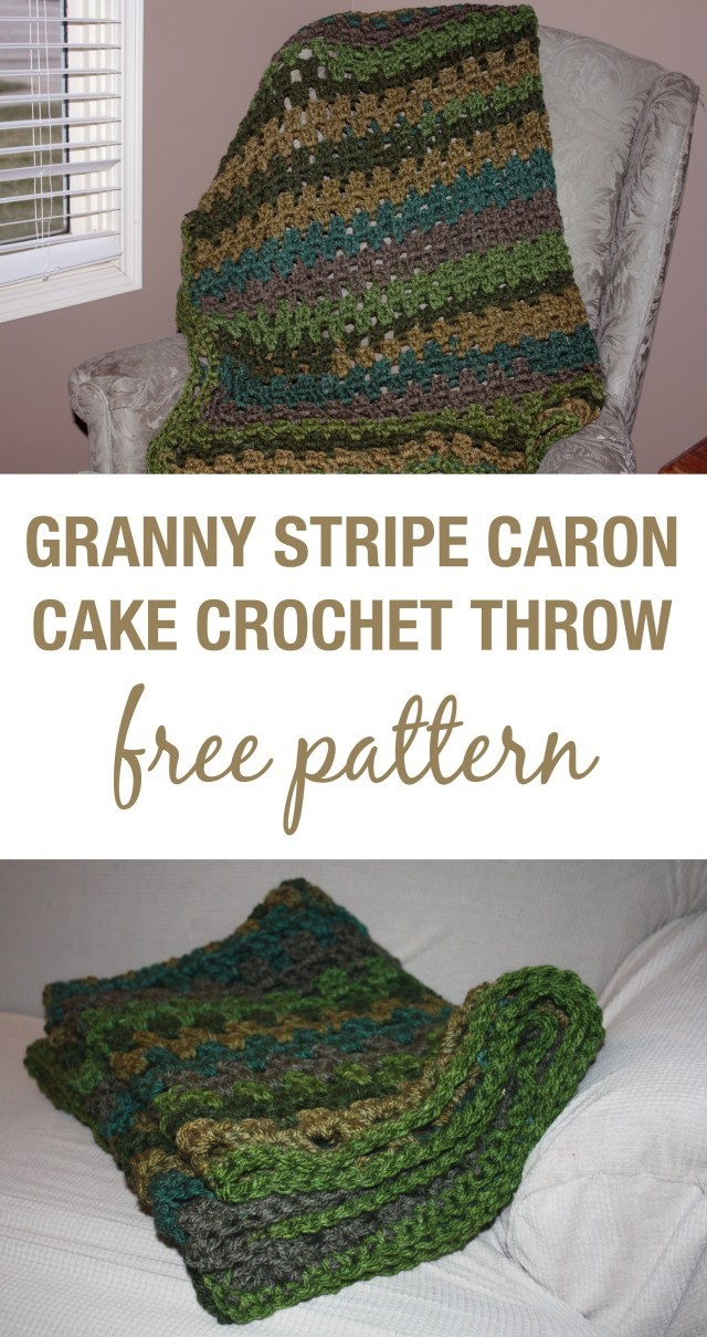 Perfect 50 Pictures Caron Tea Cakes Crochet Patterns