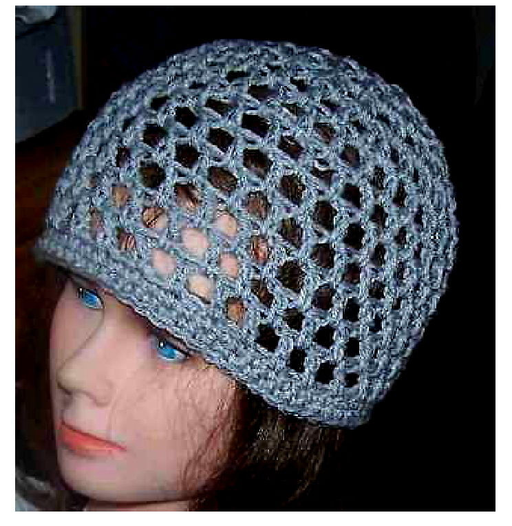 Awesome Hand Crochet Mesh Beanie Skull Cap Hat Infant toddler to Crochet Skull Cap Of Great 43 Pics Crochet Skull Cap