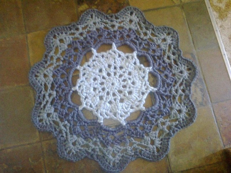 Awesome Hand Crochet T Shirt Rugs In Cape town Hand Crochet Rug Of Contemporary 41 Models Hand Crochet Rug