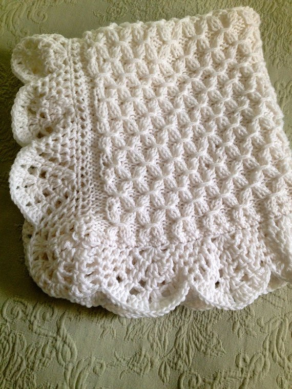 Awesome Hand Knit Smock Pattern Baby Blanket with Beautiful Crocheted Hand Knitted Baby Blankets Of Gorgeous 42 Pics Hand Knitted Baby Blankets