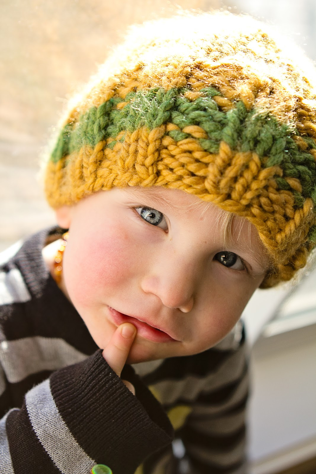 Awesome Hands Full Of Happiness Cozy Cap Knitting Pattern Easy Knit Hat Of Brilliant 47 Pictures Easy Knit Hat
