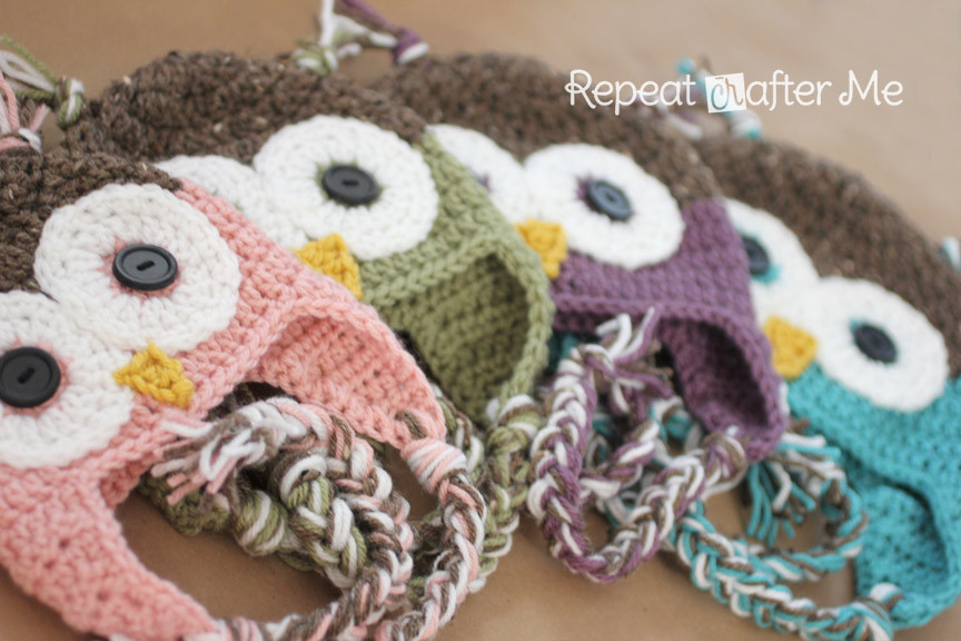 Awesome Hdmac S Crafty Blog and More Repeat Crafter Me Crochet Crochet Owl Hat Of Marvelous 48 Images Crochet Owl Hat