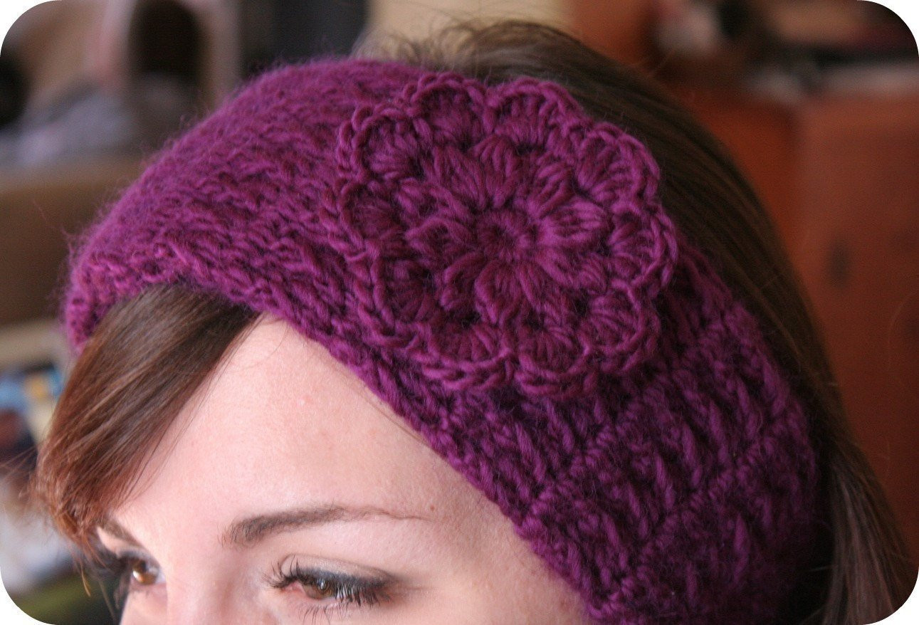 Awesome Headband Crochet Pattern with Pretty Flower Monday Market Crochet Patterns for Headbands Of Lovely 49 Ideas Crochet Patterns for Headbands