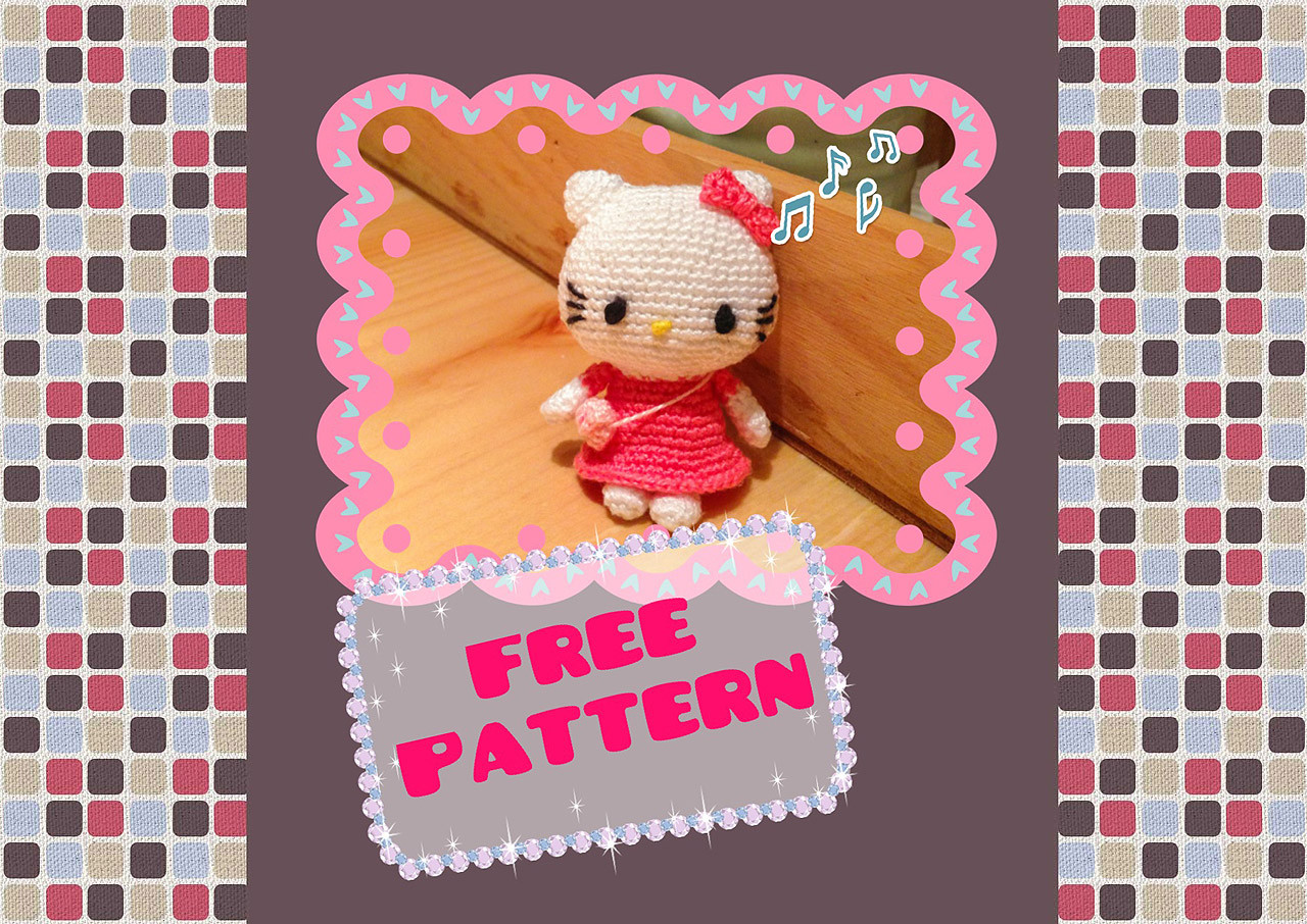 Awesome Hello Kitty Crochet Pattern Free Snacksies Handicraft Hello Kitty Crochet Pattern Of Luxury 47 Images Hello Kitty Crochet Pattern