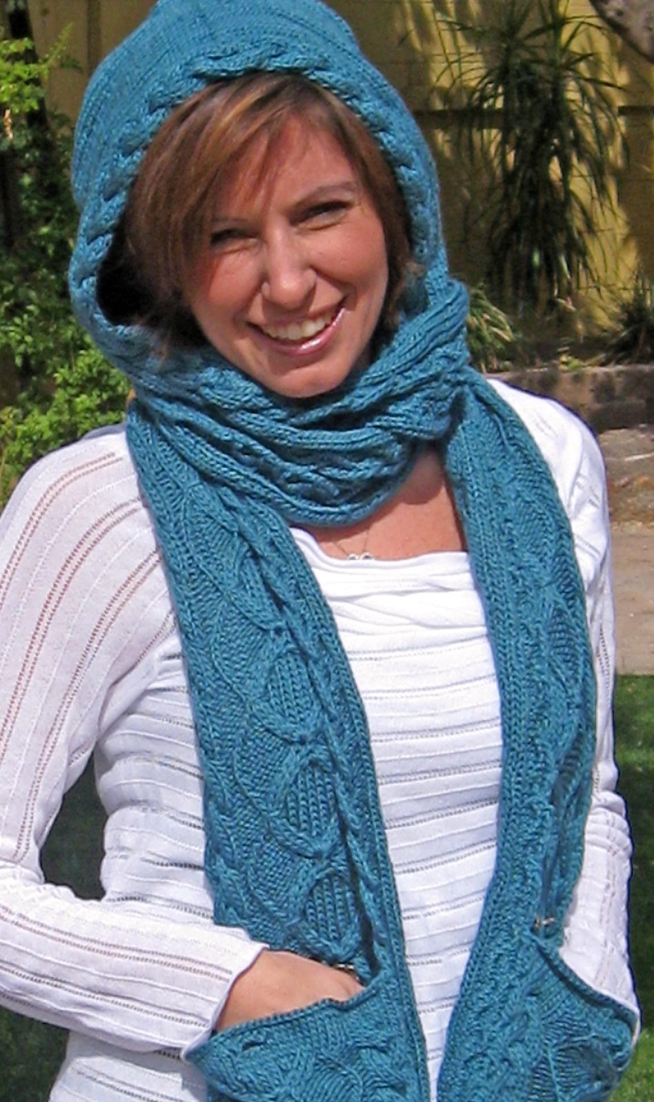 Awesome Hood Knitting Patterns Hooded Scarf Pattern Of Brilliant 43 Pics Hooded Scarf Pattern