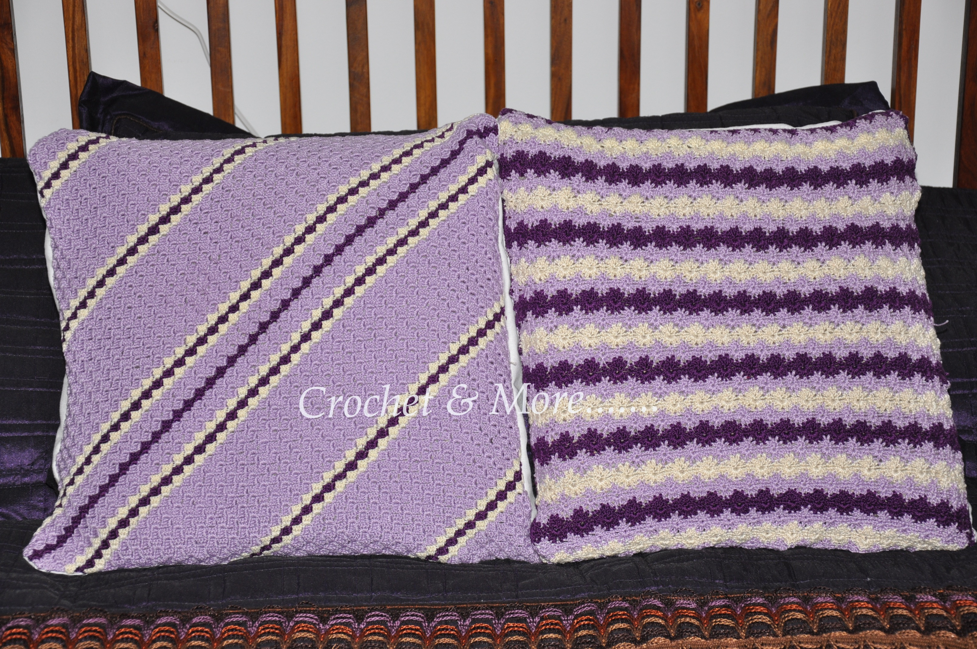 Awesome How to Crochet A Cushion Pillow Cover Crochet Pillow Covers Of Incredible 47 Pics Crochet Pillow Covers