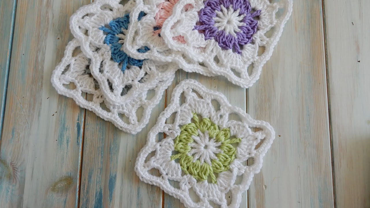 Awesome How to Crochet A Vintage Granny Square Youtube Crochet Afghan Patterns Of Adorable 41 Ideas Youtube Crochet Afghan Patterns