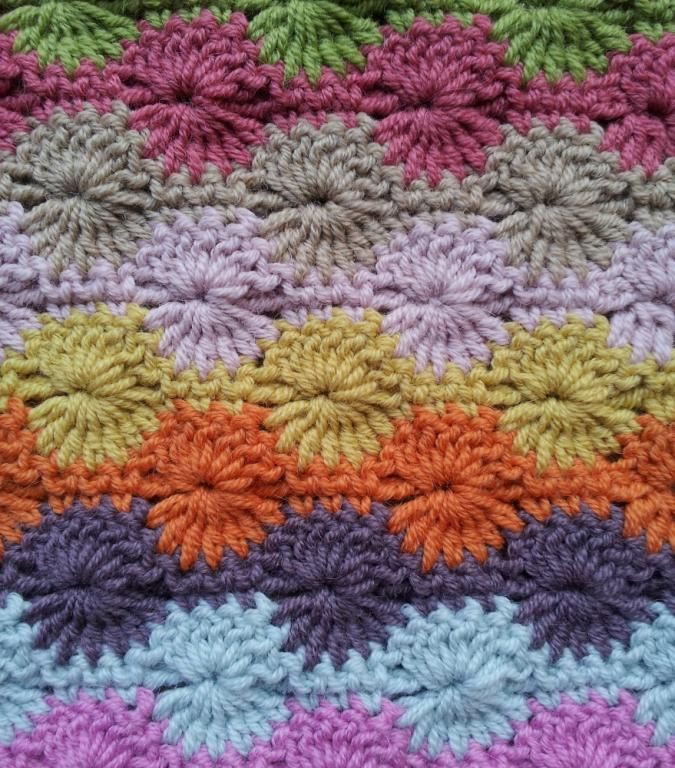 Awesome How to Crochet Catherine Wheels Catherine Wheel Stitch Crochet Of Contemporary 44 Photos Catherine Wheel Stitch Crochet