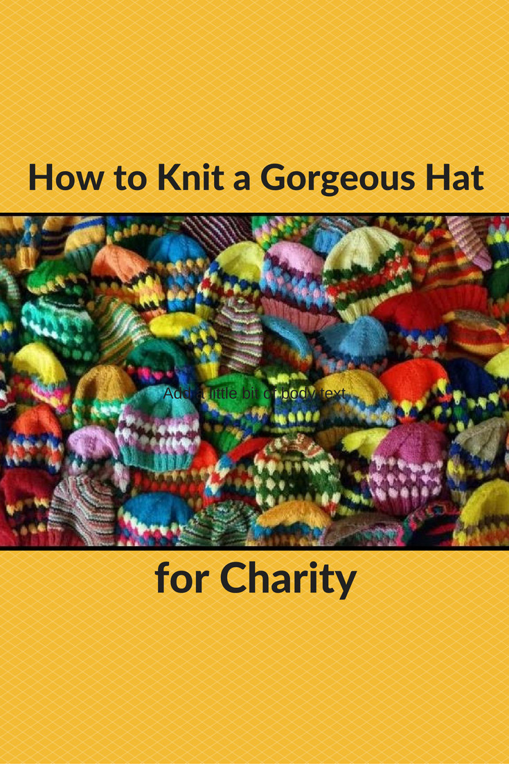 Awesome How to Knit A Gorgeous Hat for Charity for Free Knitting for Charity organizations Of Amazing 45 Ideas Knitting for Charity organizations