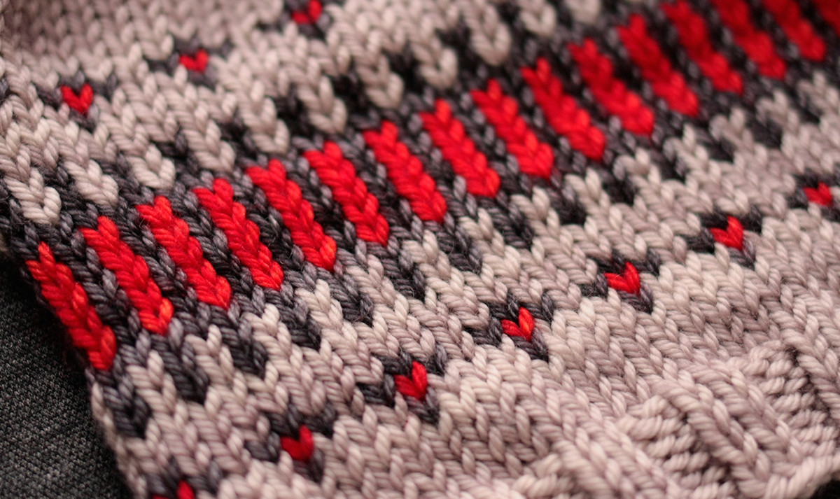 Awesome How to Knit Fair isle Patterns Fair isle Pattern Of Top 42 Photos Fair isle Pattern