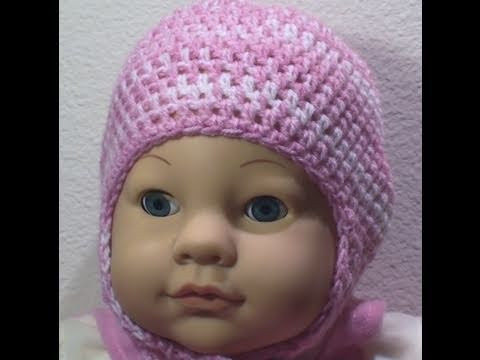 Awesome How to Make Baby Crochet Knit English Hat with Ear Flaps Baby Hat with Ear Flaps Of Perfect 41 Pics Baby Hat with Ear Flaps