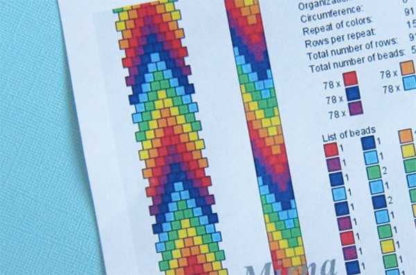 Awesome How to Read A Bead Crochet Pattern Bead Crochet Patterns Of Perfect 48 Pictures Bead Crochet Patterns
