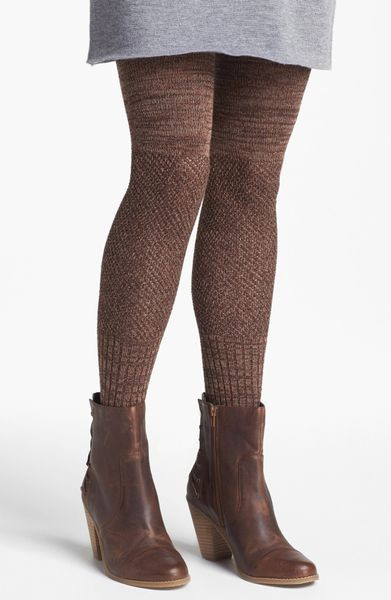 Awesome Hue Boho Crochet Sweater Tights In Brown Espresso Crochet Tights Of Charming 48 Ideas Crochet Tights