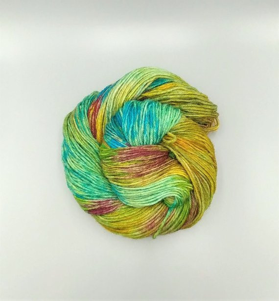 """Awesome Hunger Games """"peeta"""" Gold Blue Red and Green Green Variegated Yarn Of Beautiful 50 Pics Green Variegated Yarn"""
