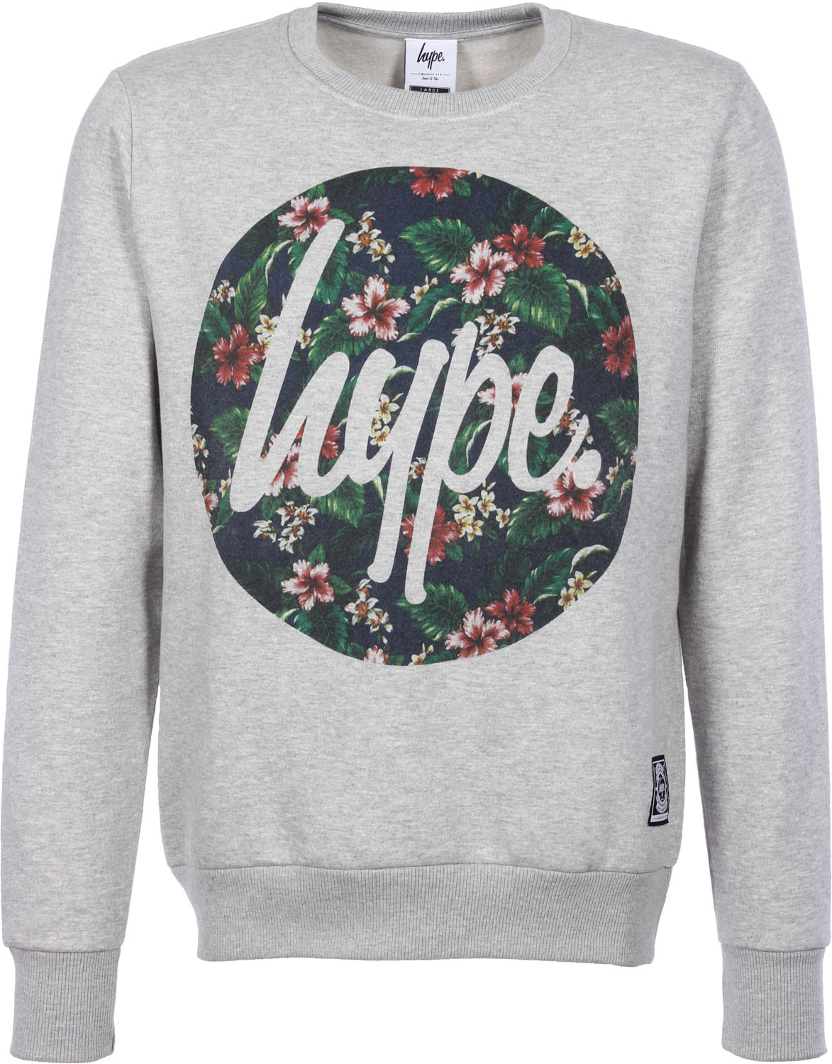 Awesome Hype Flower Circle Sweater Grigio Circle Sweater Of Innovative 50 Ideas Circle Sweater