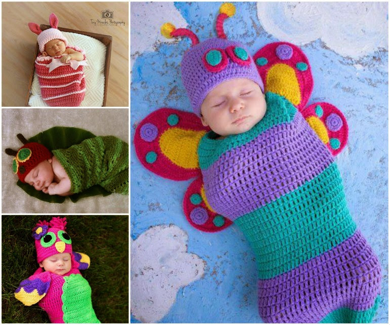 Awesome Ideas & Products Crochet Baby Cocoons Crochet Baby Cocoon Of Great 44 Models Crochet Baby Cocoon