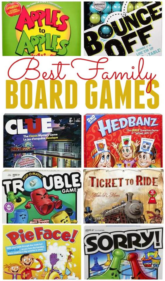 Awesome Indoor Summer Activities for the whole Family Academy at Board Games to Play with Family Of Incredible 45 Ideas Board Games to Play with Family