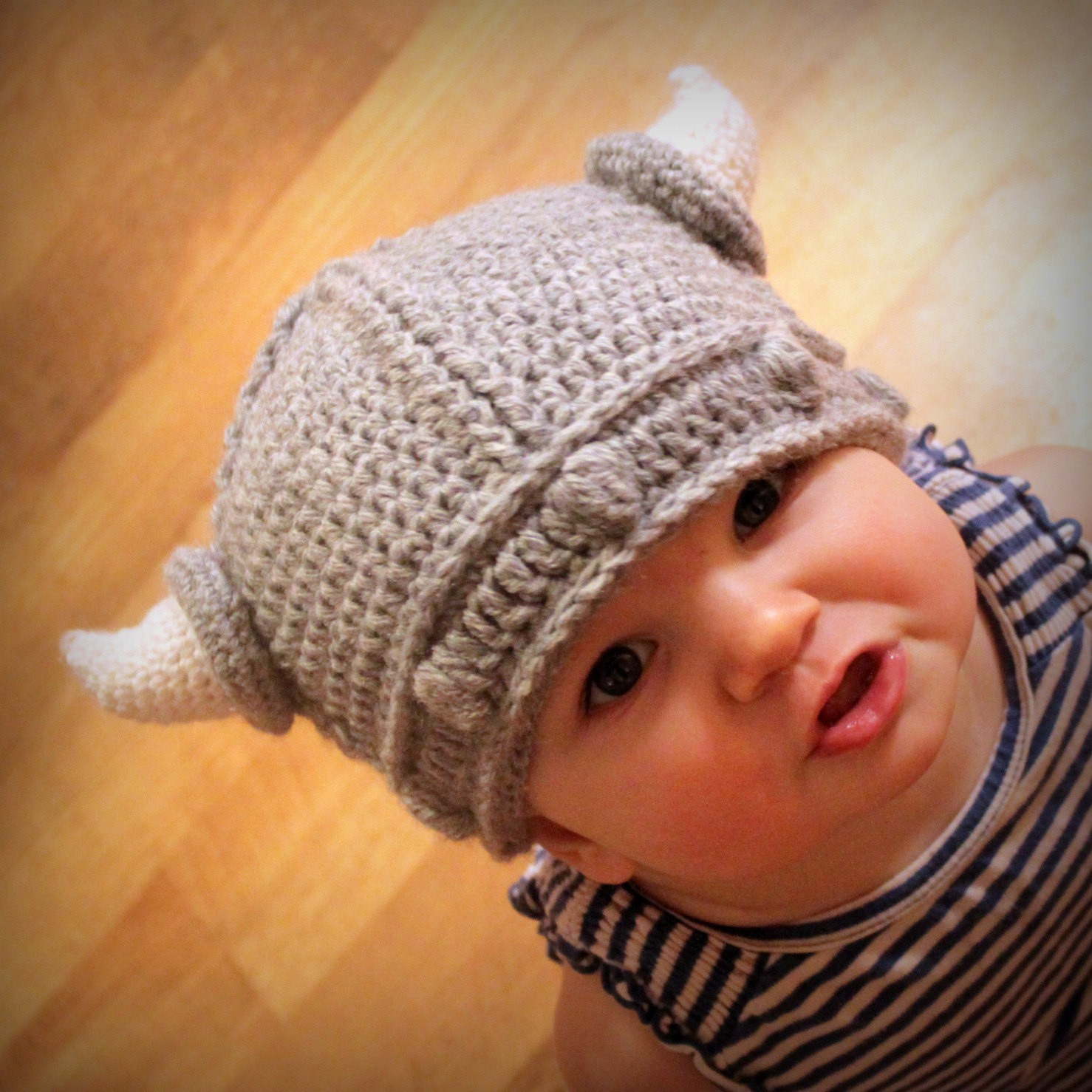 Awesome Instant Download Crochet Pattern Lael Viking Hat Sizes Crochet Hat Video Of Adorable 49 Models Crochet Hat Video