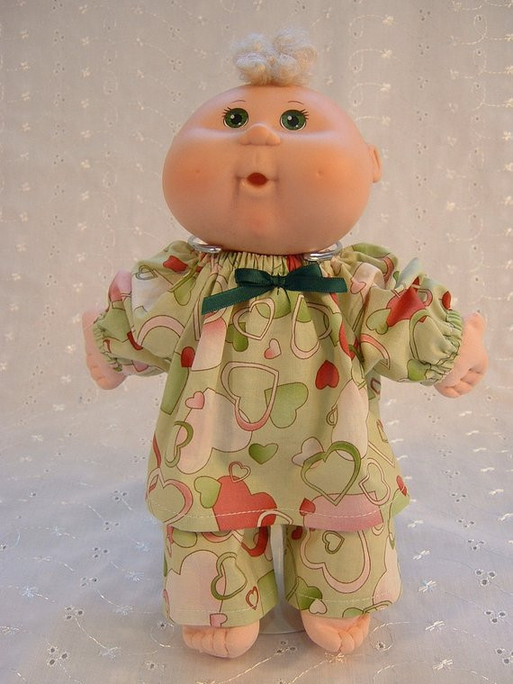 Items similar to Cabbage Patch Newborn Baby Alive Doll