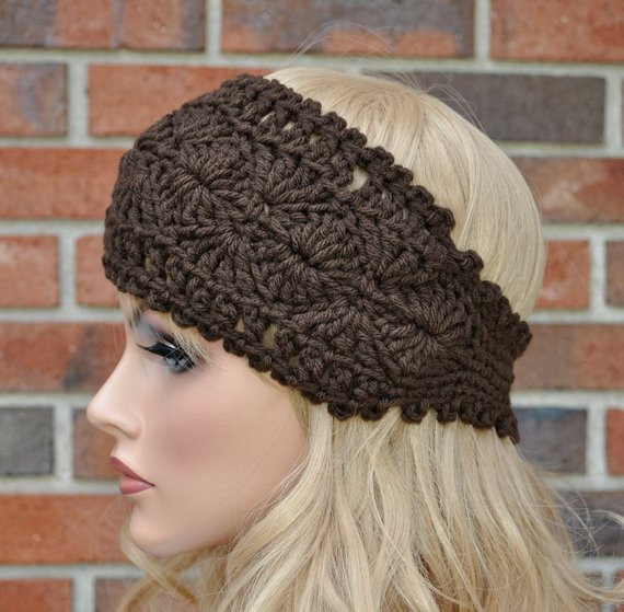 Awesome Items Similar to Crochet Headwrap Womens Crochet Headband Crochet Patterns for Headbands Of Lovely 49 Ideas Crochet Patterns for Headbands