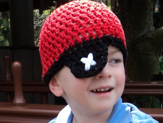 Awesome Items Similar to Crochet Pattern Pirate Hat Newborn Crochet Hat Patterns for Adults Of Marvelous 47 Ideas Crochet Hat Patterns for Adults