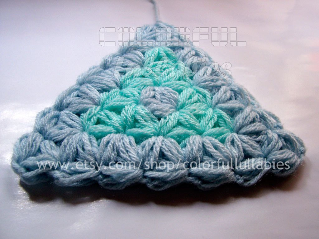 Awesome Jasmine Stitch Triangle Crochet Pattern Puff Stitch Crochet Crochet Triangles Of Charming 42 Images Crochet Triangles