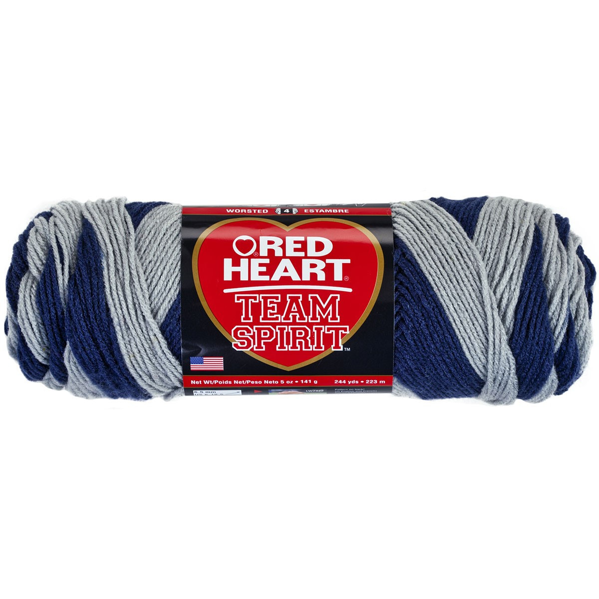 Awesome Jet Red Heart Team Spirit Yarn Team Colors Yarn Of Top 44 Photos Team Colors Yarn