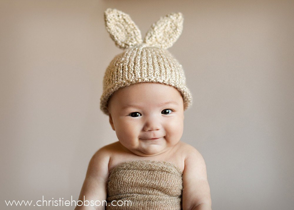 Awesome Knit Baby 6 12 Month Bunny Rabbit Hat Knitted by Infant Knit Hat Of Beautiful 48 Photos Infant Knit Hat