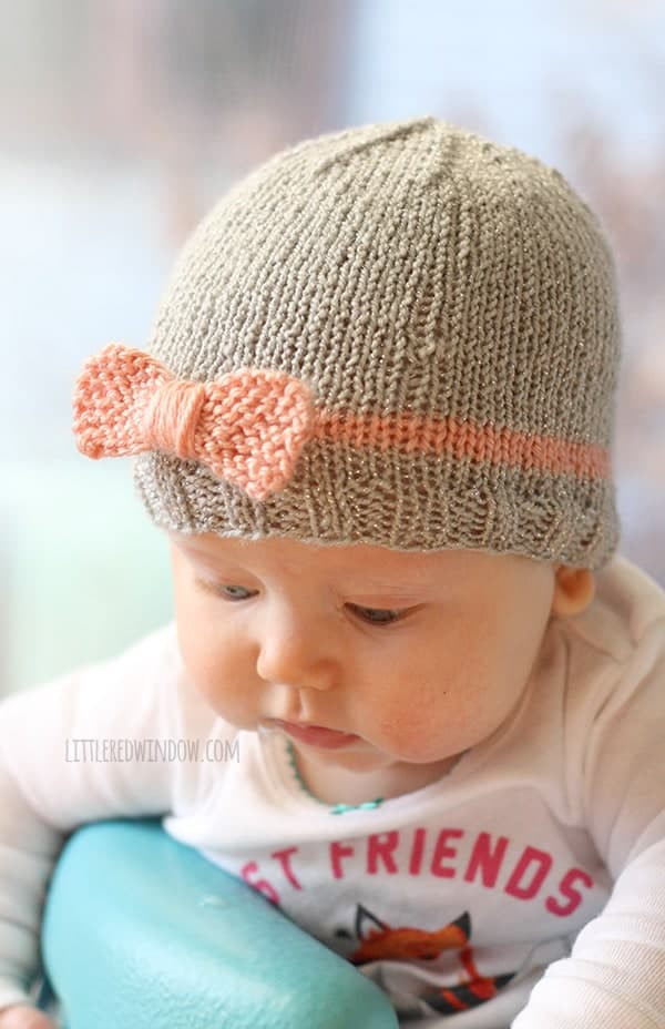 Awesome Knit Bow Baby Hats Little Red Window Newborn Baby Beanies Of Contemporary 45 Pictures Newborn Baby Beanies