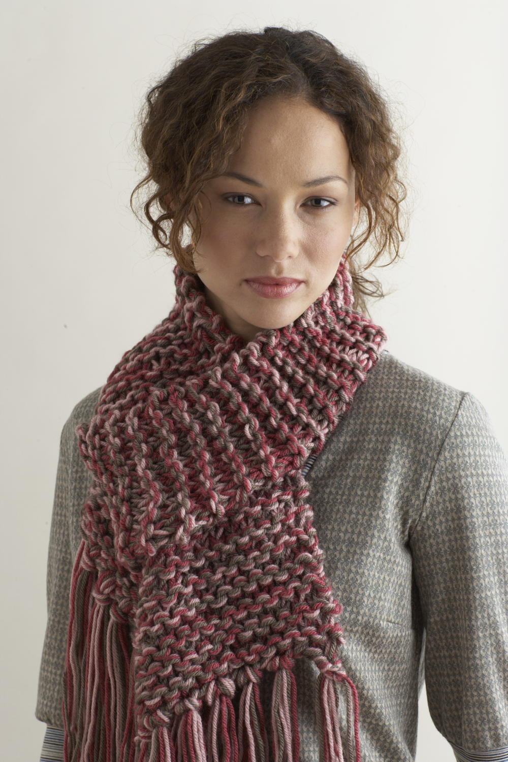 Awesome Knit Two Hours or Less Scarf Simple Knit Scarf Of Attractive 44 Pictures Simple Knit Scarf