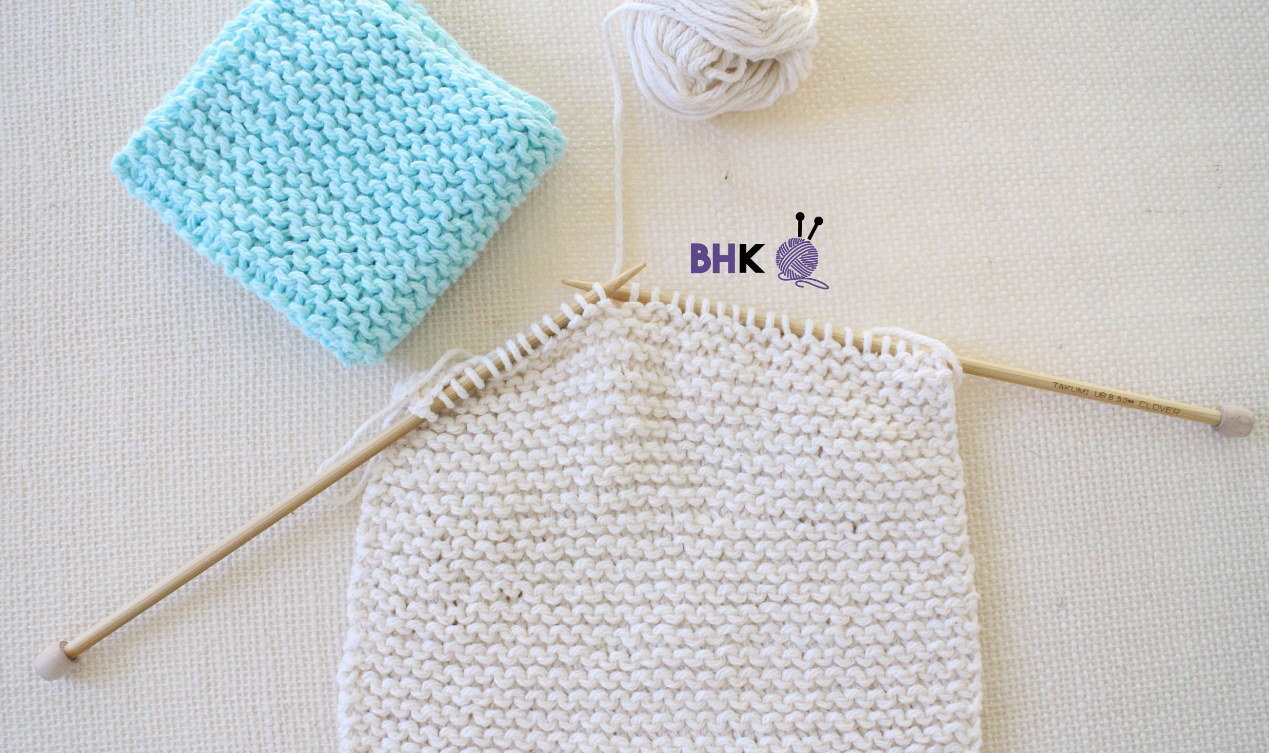 Awesome Knit Washcloth Free Pattern for Beginners B Hooked Free Knitting Patterns for Beginners Of New 40 Models Free Knitting Patterns for Beginners