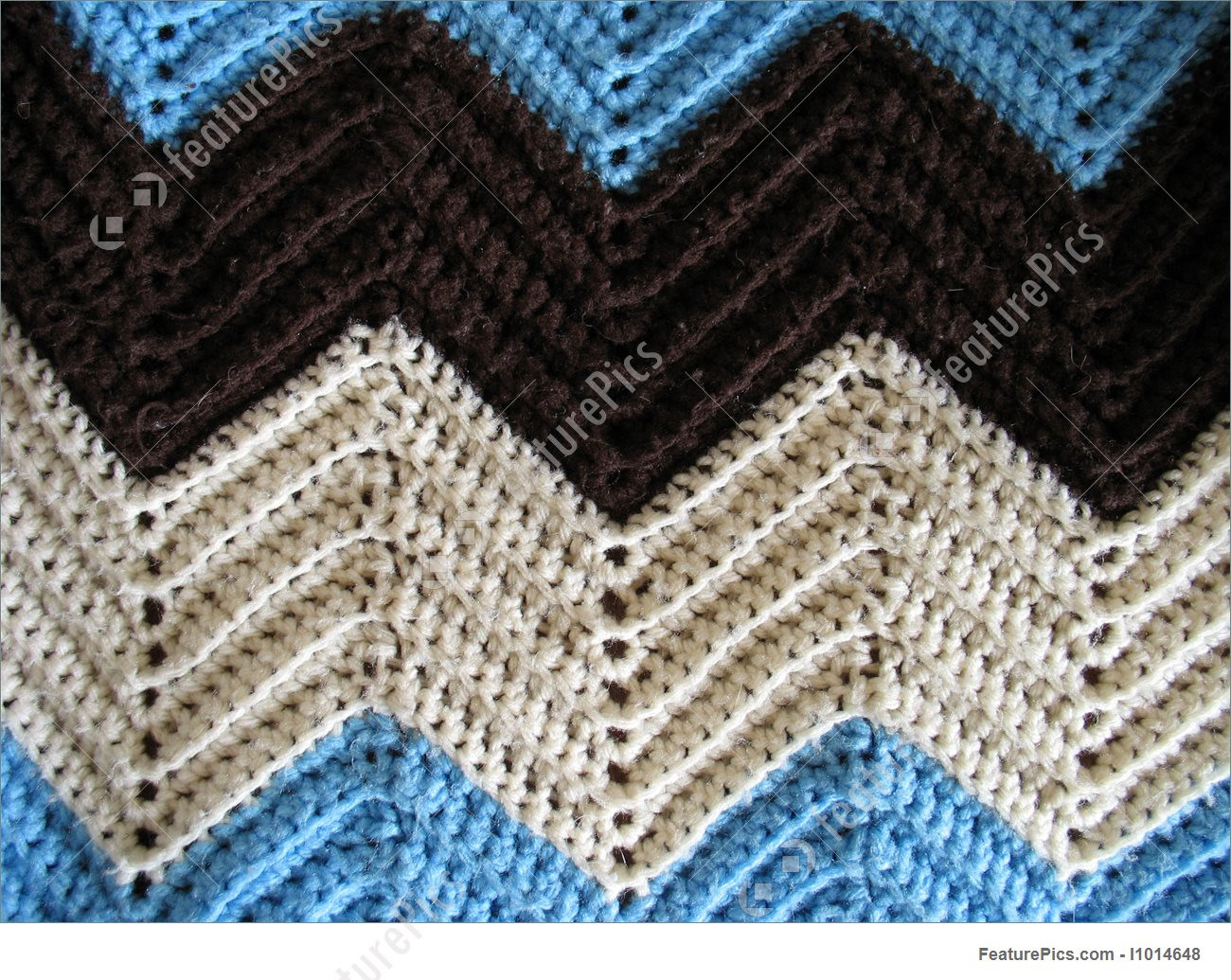 Knitted Afghan Pattern