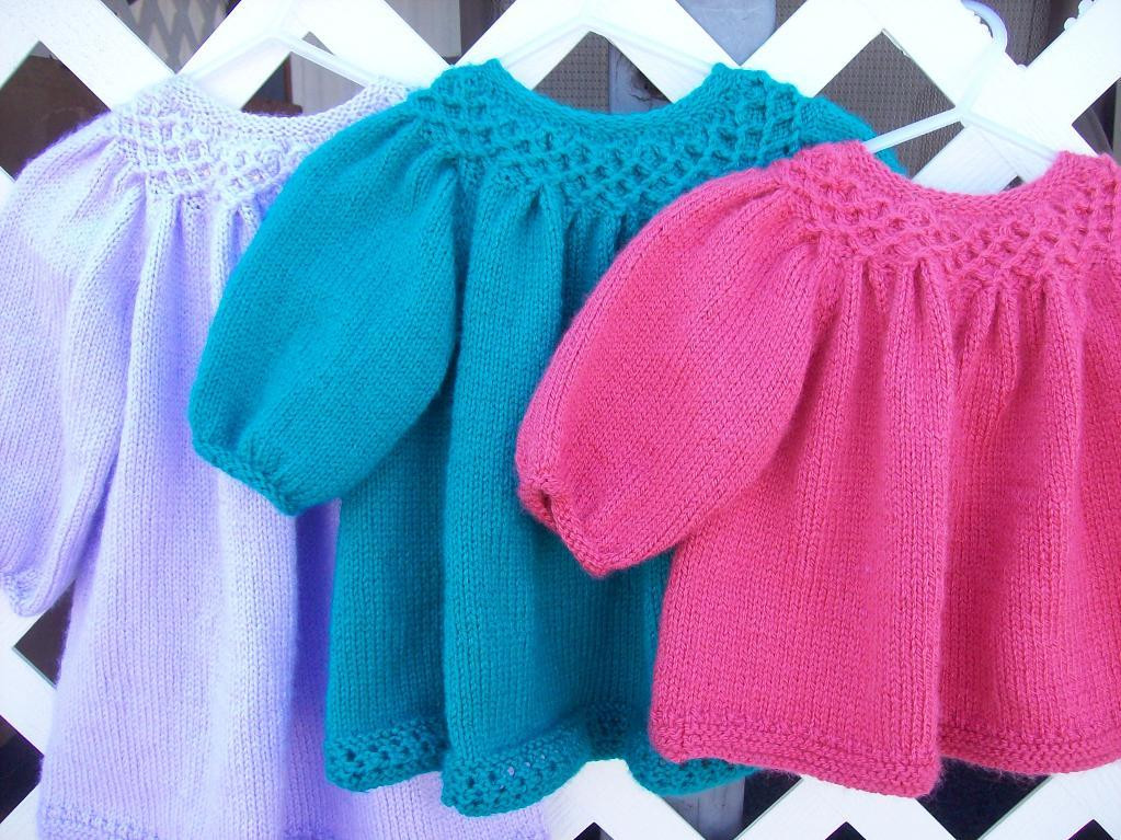 Awesome Knitted Baby Clothes Pattern Baby Girl Knitted Dress Of Incredible 47 Photos Baby Girl Knitted Dress