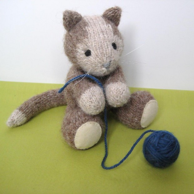 Awesome Knitted Cat toys Patterns Free Crochet and Knit Knitted Cat toys Of Fresh 44 Pics Knitted Cat toys