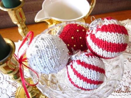 Awesome Knitted Christmas ornaments Knitted Christmas ornaments Of Incredible 50 Models Knitted Christmas ornaments