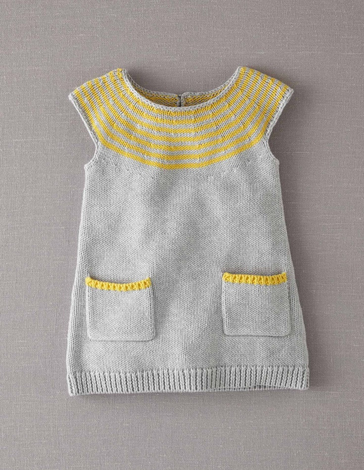 Knitted Dress I think pickles has a similar dress pattern