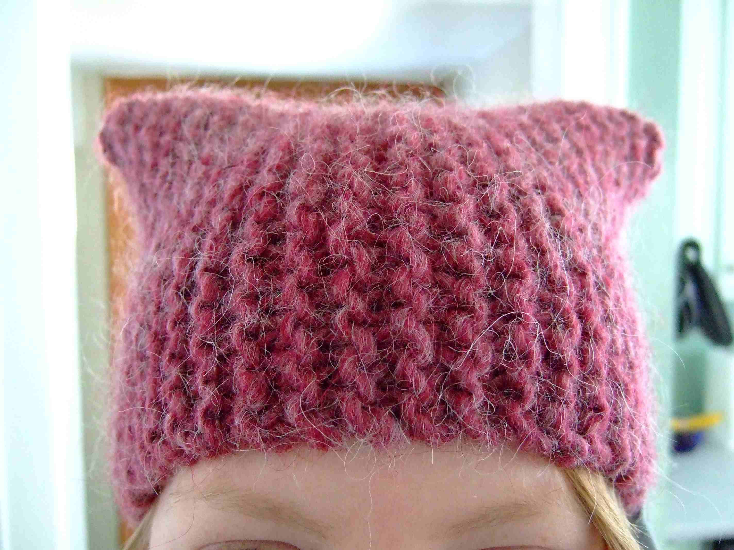 knitted hat pattern free