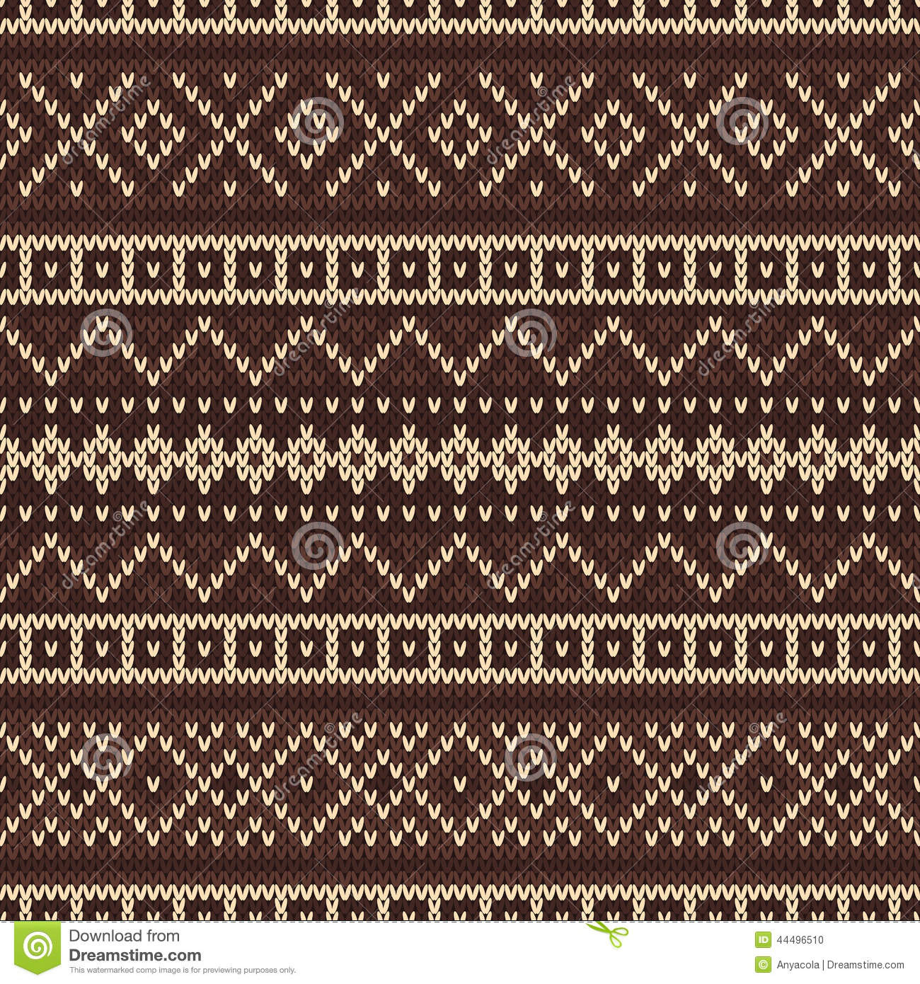 Awesome Knitted Seamless Pattern In Fair isle Style Stock Vector Fair isle Pattern Of Top 42 Photos Fair isle Pattern