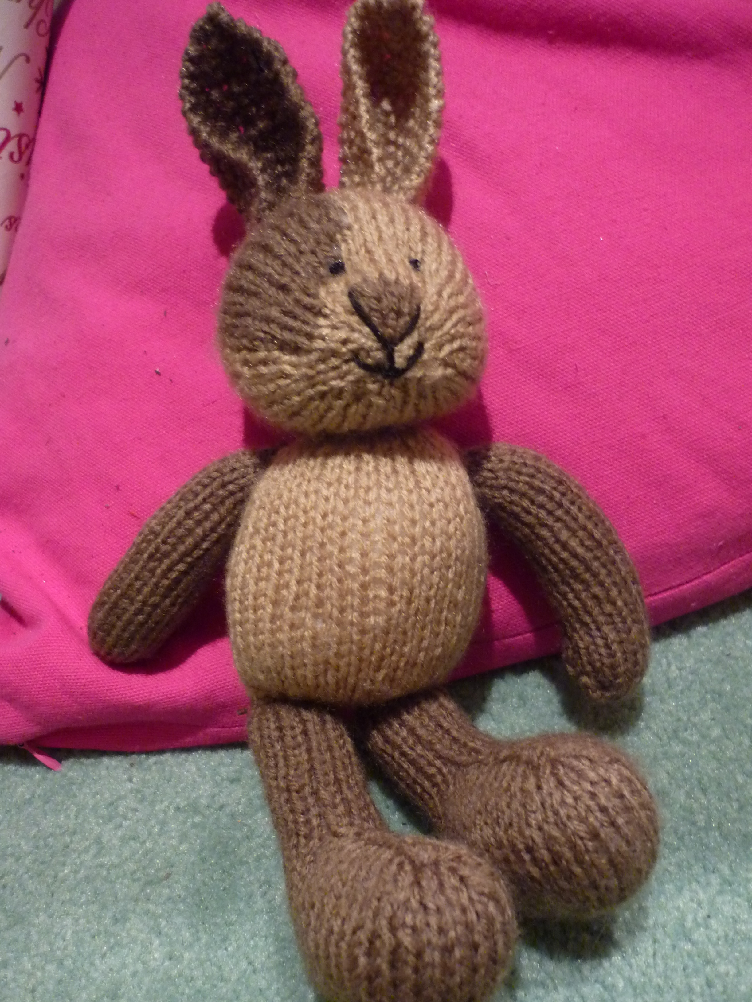 Awesome Knitting Knitted Bunny Pattern Of Unique 40 Pics Knitted Bunny Pattern