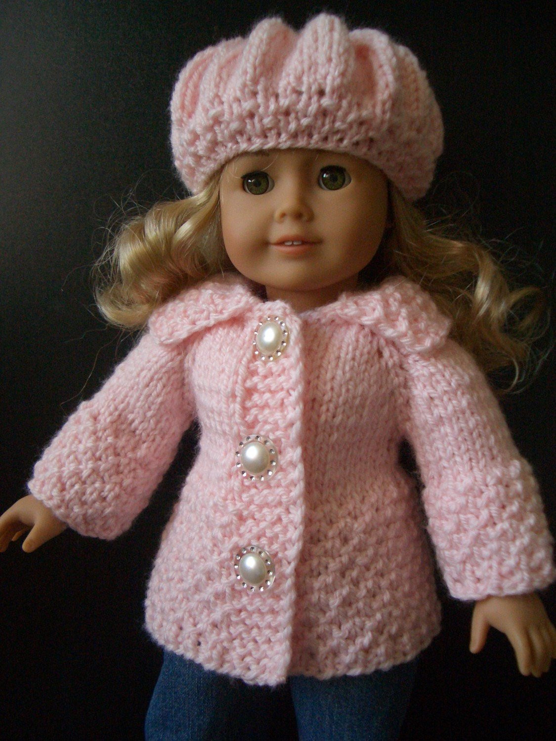 Awesome Knitting Pattern with Video for American Girl 18 Inch Doll American Girl Doll Knitting Patterns Of Brilliant 47 Models American Girl Doll Knitting Patterns