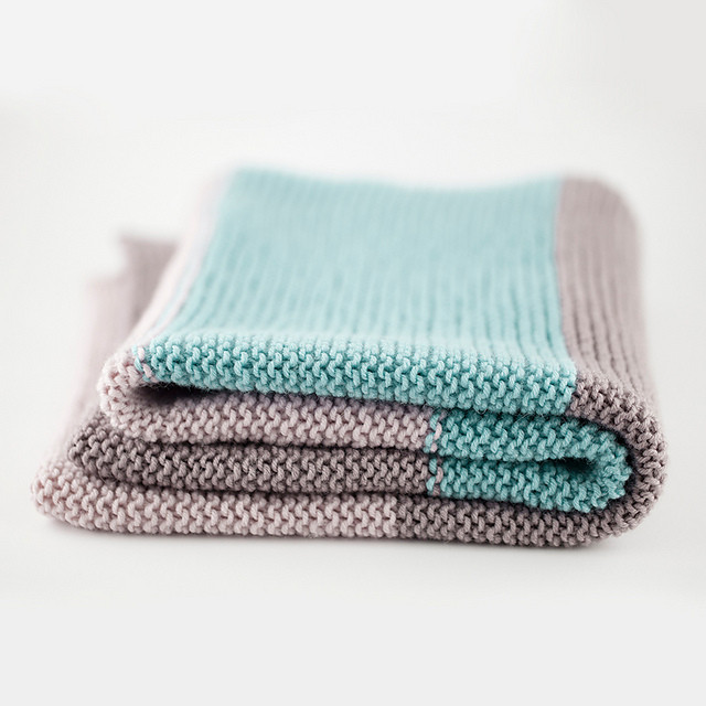 Awesome Knitting Patterns Galore Simple Baby Blanket Simple Knitted Baby Blanket Of Contemporary 44 Pics Simple Knitted Baby Blanket