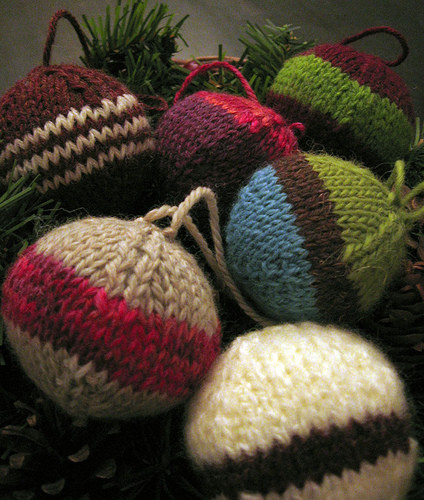Awesome Knitting Patterns ornaments Knitted Christmas ornaments Of Incredible 50 Models Knitted Christmas ornaments