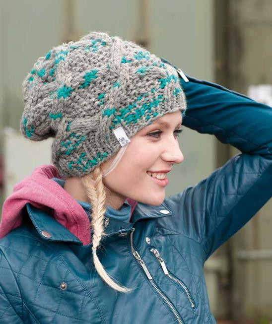 Awesome La S´ Hat S8598 Free Pattern Ladies Knitted Hats Of Adorable 50 Pictures Ladies Knitted Hats