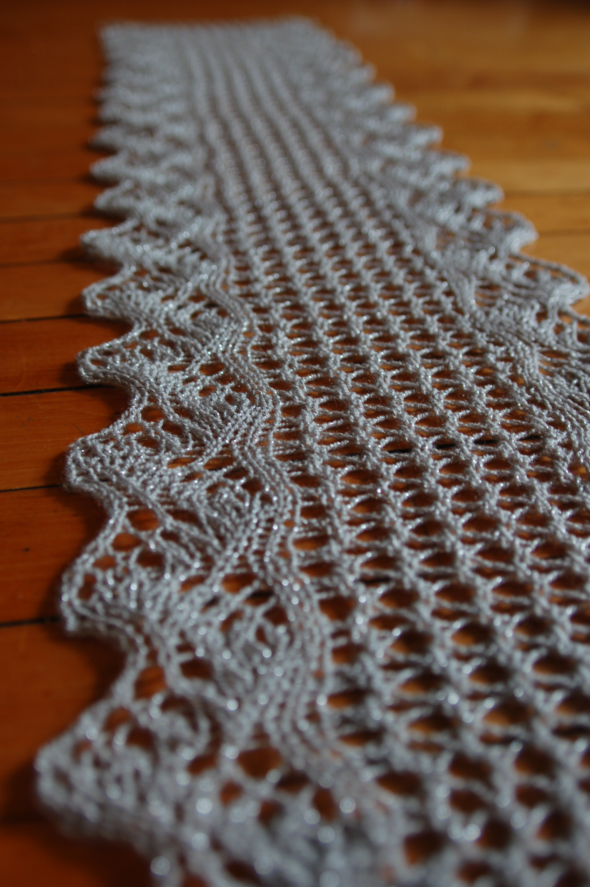 Awesome Lace Lace Scarf Pattern Of Innovative 44 Photos Lace Scarf Pattern