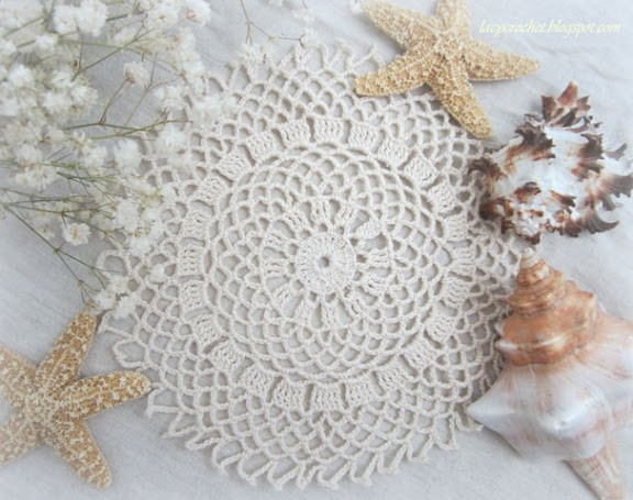 Awesome Lacy Crochet Doily Of the Week 32 Easy Crochet Doily for Beginners Of Top 40 Pictures Easy Crochet Doily for Beginners