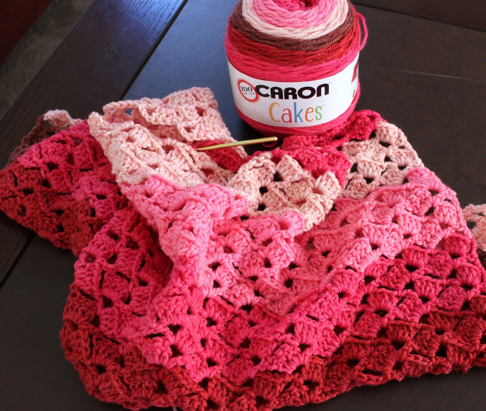 Awesome Lacy Crochet My First Caron Cakes In Cherry Chip Yarn Review Caron Cakes Crochet Patterns Of Luxury 41 Models Caron Cakes Crochet Patterns